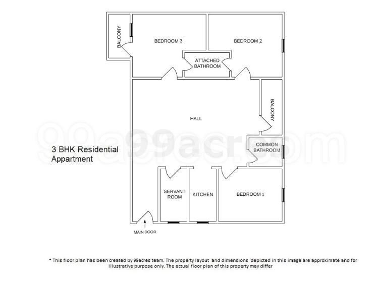 Express View Apartments Floor Plan   Express View Apartments Sector 93 Noida