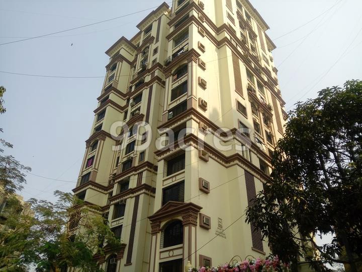 Ganga Tower Elevation
