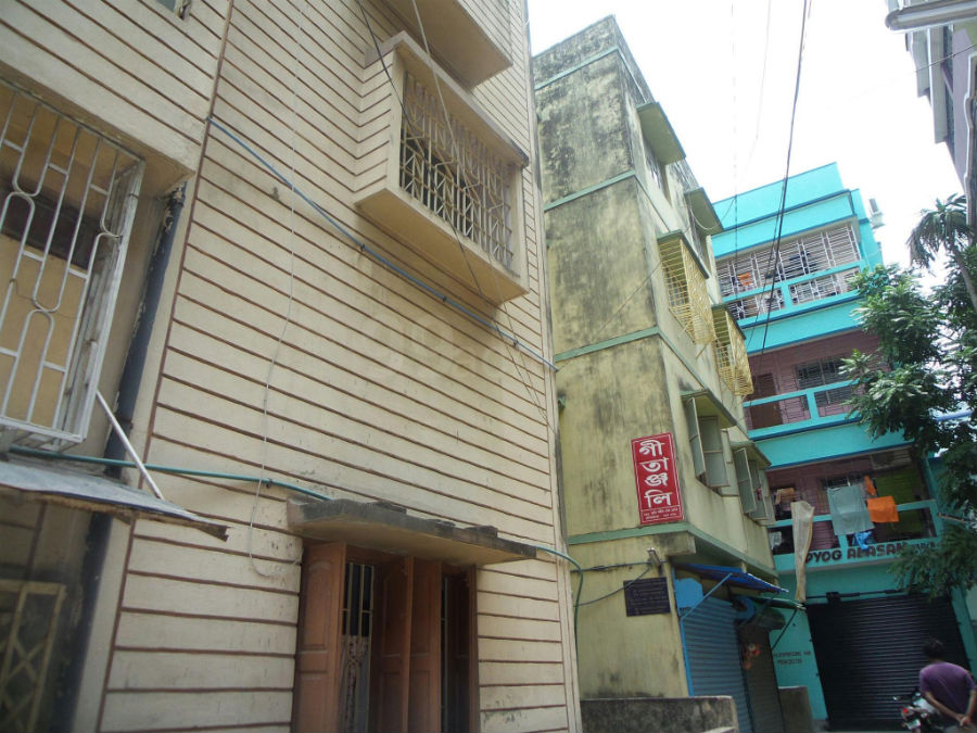 Geetanjali Apartments Teghoria Kolkata North - 99acres com