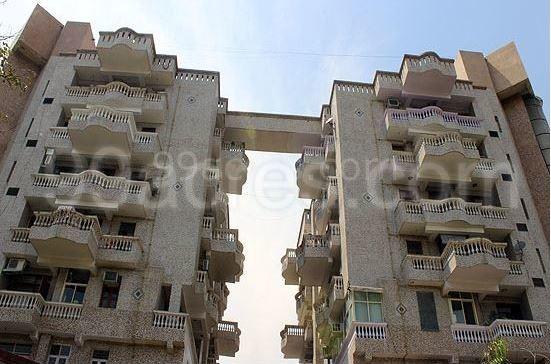 Antriksh Godrej Apartments Elevation