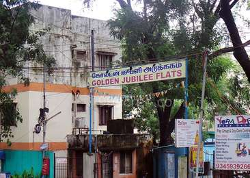 Golden Jubilee Flats Tiruvalleeswarar Nagar, Chennai North