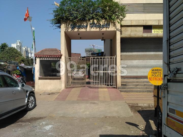 Lashkaria Green Height Entrance
