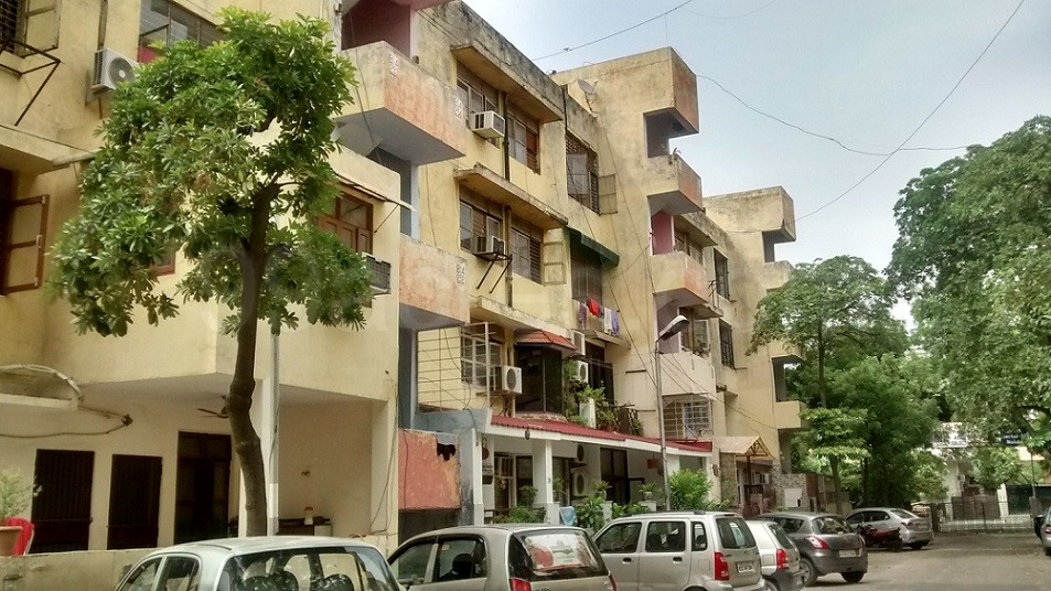 Himgiri Apartments Elevation
