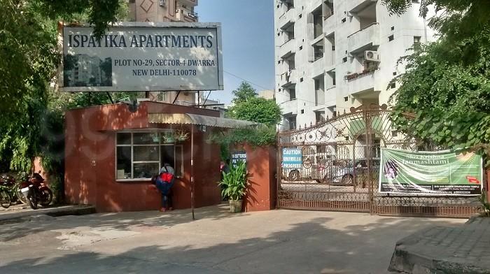 Ispatika Apartments In Sector 4 Dwarka Delhi