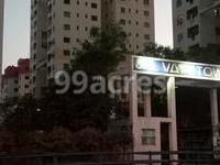 AFNHB Jal Vayu Towers in New Town, Kolkata East