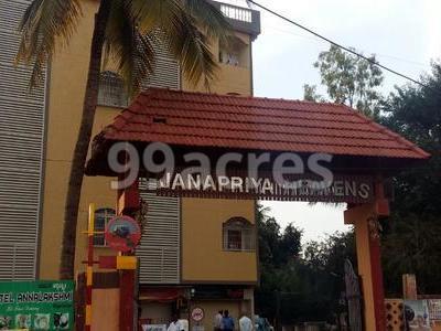 Janapriya Engineers Syndicate Builders Janapriya Heavens Allalasandra, Bangalore North