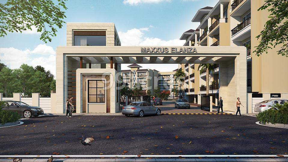 Maxxus Elanza Entrance