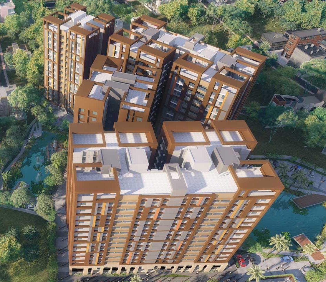 Merlin Urvan Aerial View