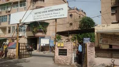 DDA DDA Metro View Apartments Sector-13 Dwarka, Delhi Dwarka