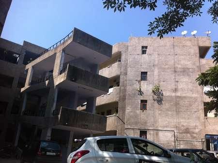Modern Housing Complex in Manimajra, Chandigarh