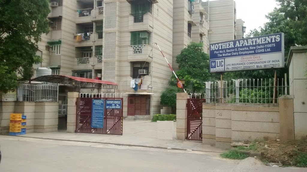 Apartment For Rent In Dwarka New Delhi - Apartment Poster