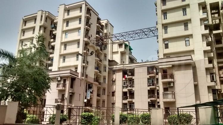 MDHI Park View Apartments Elevation