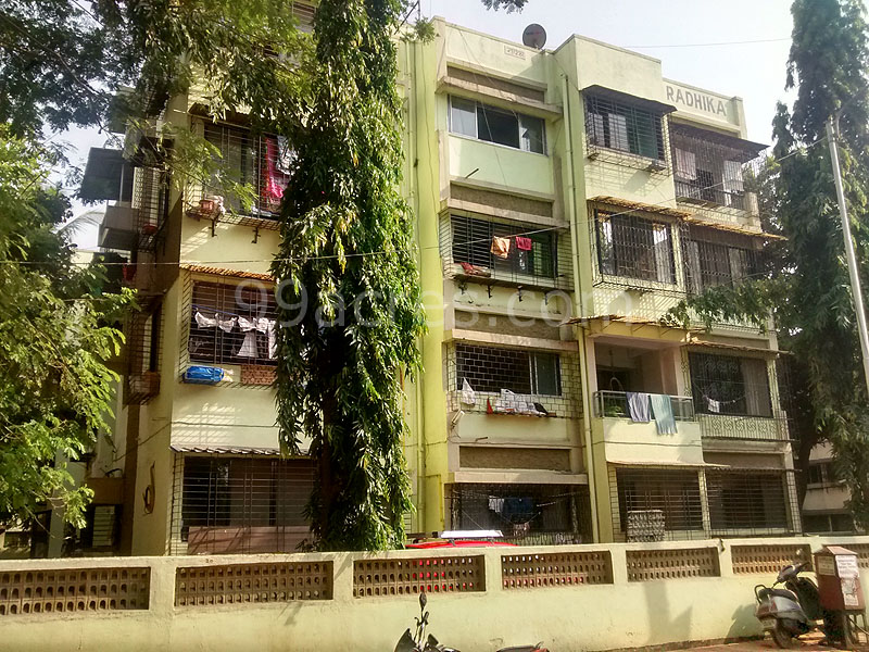 Radhika Apartment Radhika Apartment