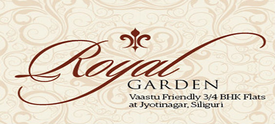 LOGO - Royal Garden