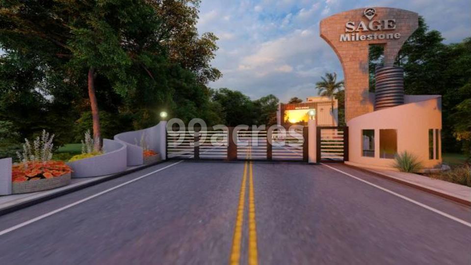Sage Milestone Entrance