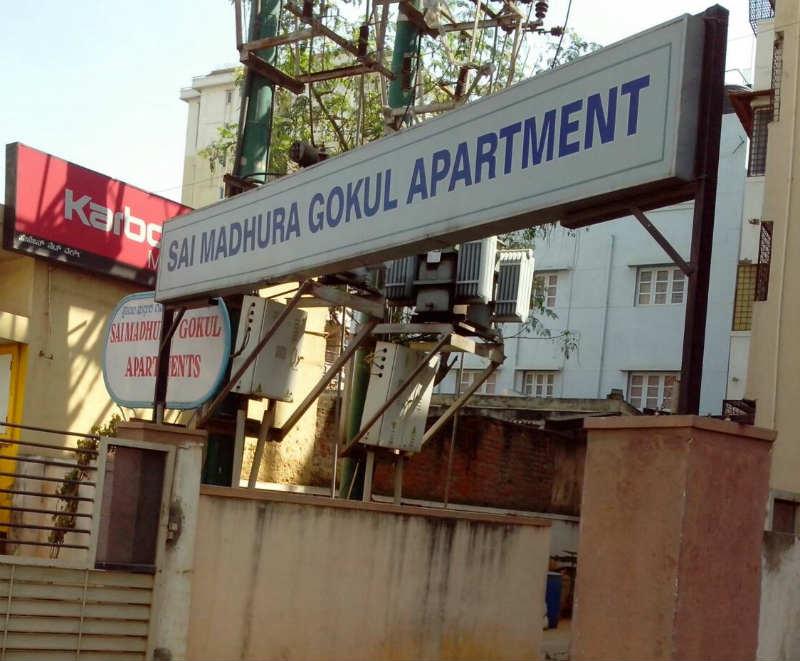 Sai Madhura Gokul Apartment Image
