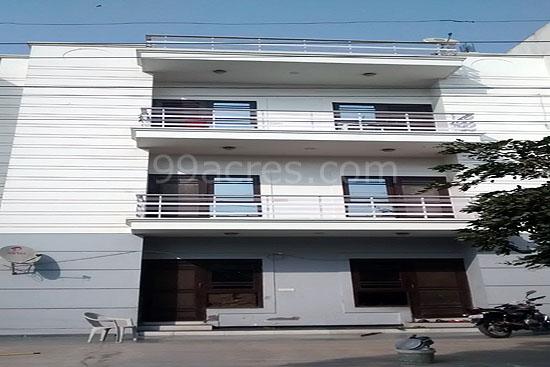 Sangam Apartment Elevation