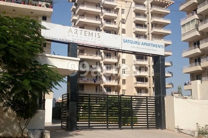 CGHS Satguru Apartments in Wazirabad, Gurgaon