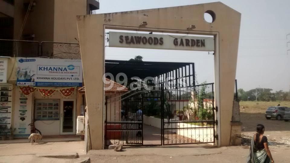 Seawoods Garden Entrance