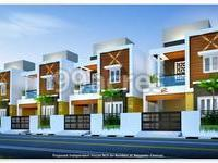 Selvams Landmark Villas in Selaiyur, Chennai South