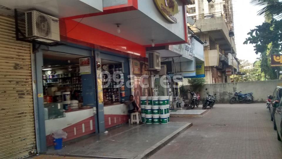 Shree Ravechi Apartment Paved Compound