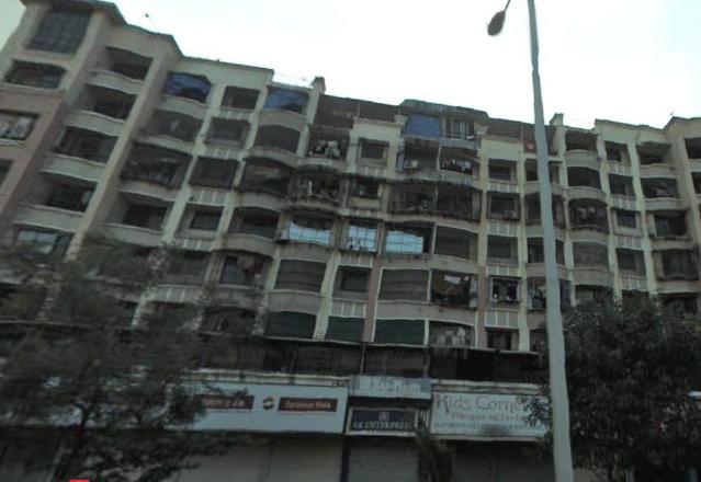 Shree Ravechi Apartment Front Elevation