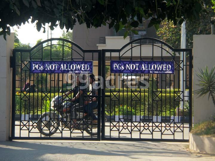 HSIIDC Sidco Aravali Entrance