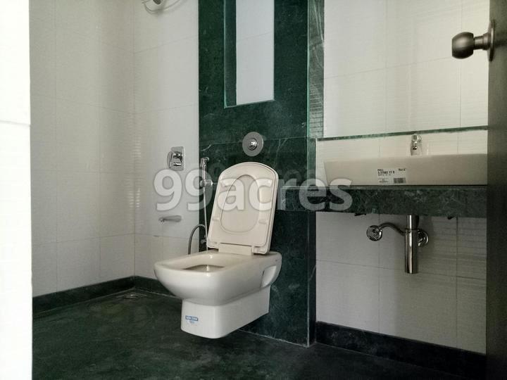 Soham Gardens Sample Bathroom