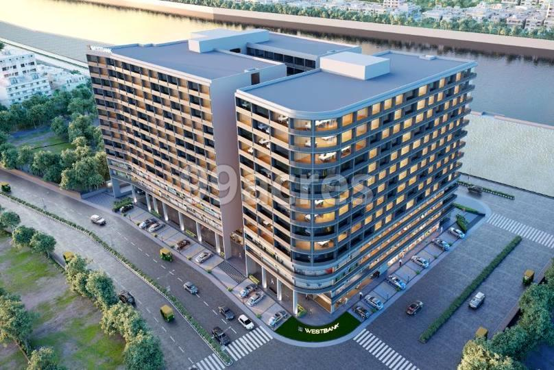 Sun Westbank Aerial View