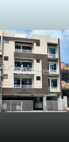 Ashiyana Residency Elevation