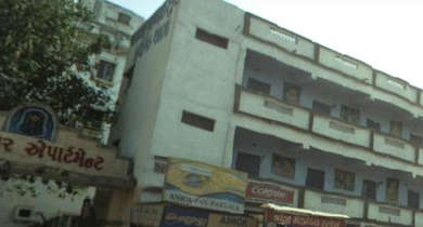 Vishwambar apartment Bapunagar, Ahmedabad City & East