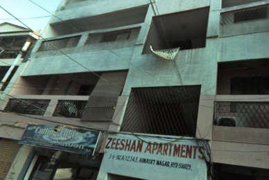 Unknown Zeeshan Apartments Hyderguda, Hyderabad