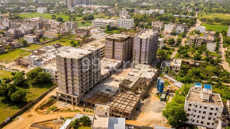 Unnati Nilay Aerial View