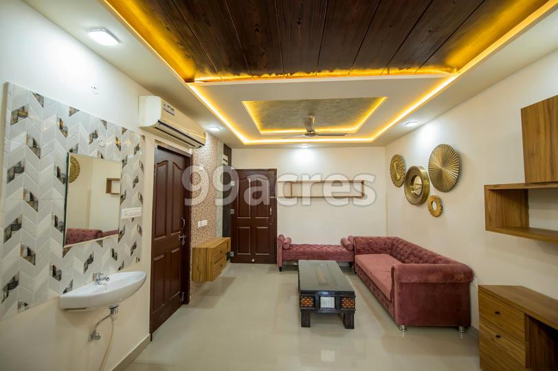 Unnati Nilay Living Room