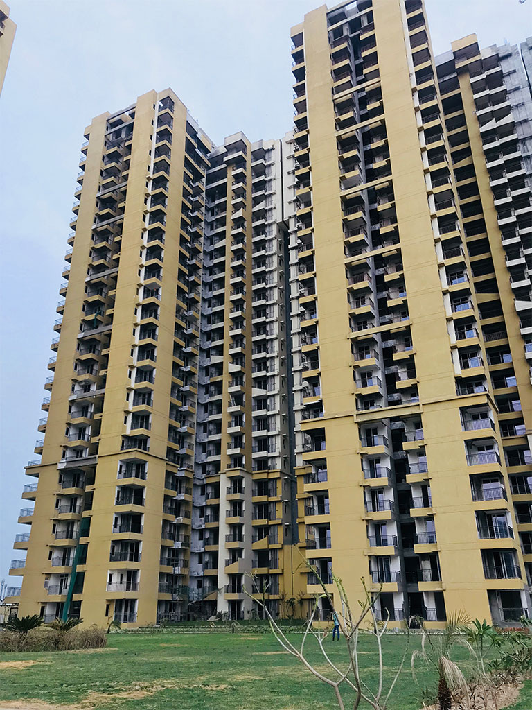 Unnati The Aranya Elevation