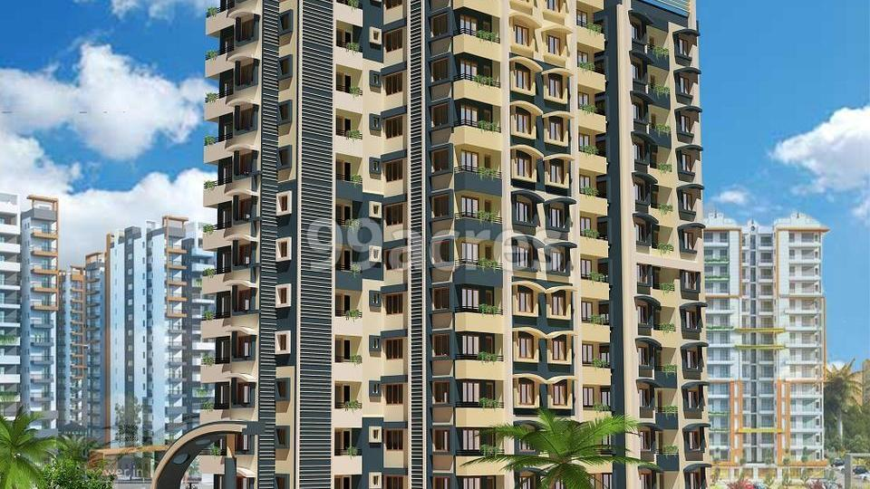 Upahar Residency Elevation