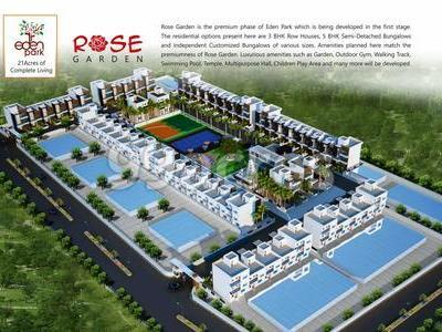Urich Grace Infrastructure Eden Park by UrichGrace Infrastructure Wardha Road, Nagpur