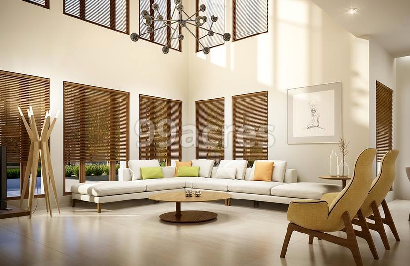 Vaibhav Diamond Bungalows Living Room