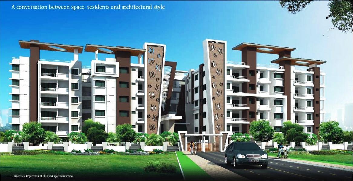 Good Vasavi Bhuvana Apartments. Photo