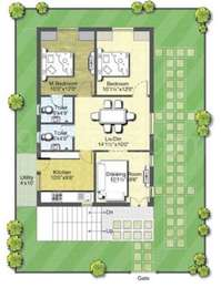 2 BHK Villa in Vasundhara Fortune Homes