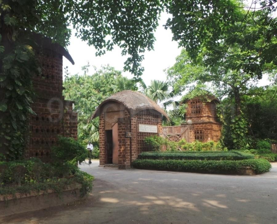 The Vedic Village in Rajarhat, Kolkata East