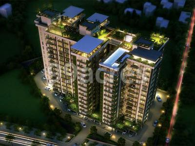 Vedic Realty and Eon Realty Sanjeeva Tower New Town, Kolkata East