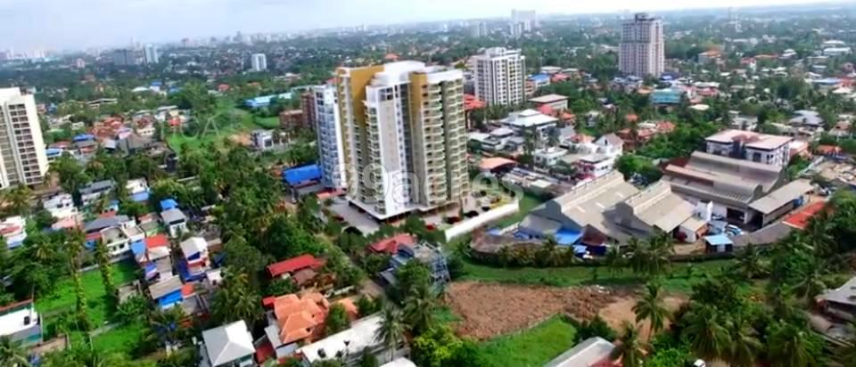Veegaland Exotica Aerial View