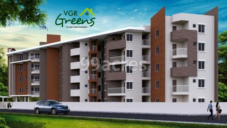 VGR Greens Elevation