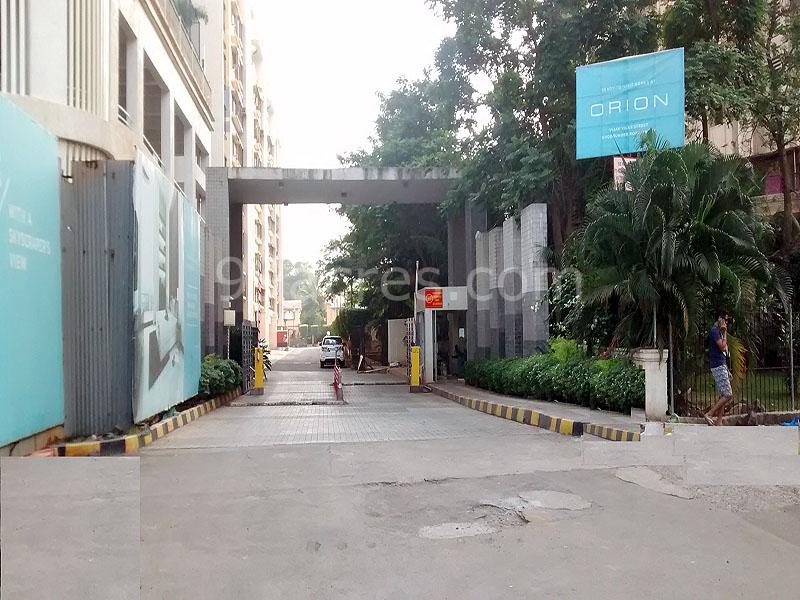 Vijay Orion Entrance View