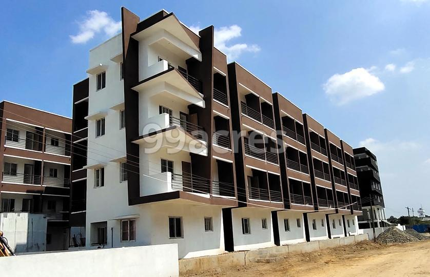 Vijay Raja Ideal Homes Elevation