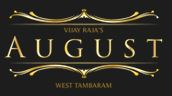 LOGO - Vijay Rajas August