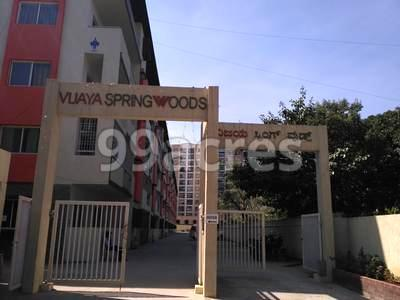 Vijaya Enterprises Builders Vijaya SpringWoods Begur, Bangalore South