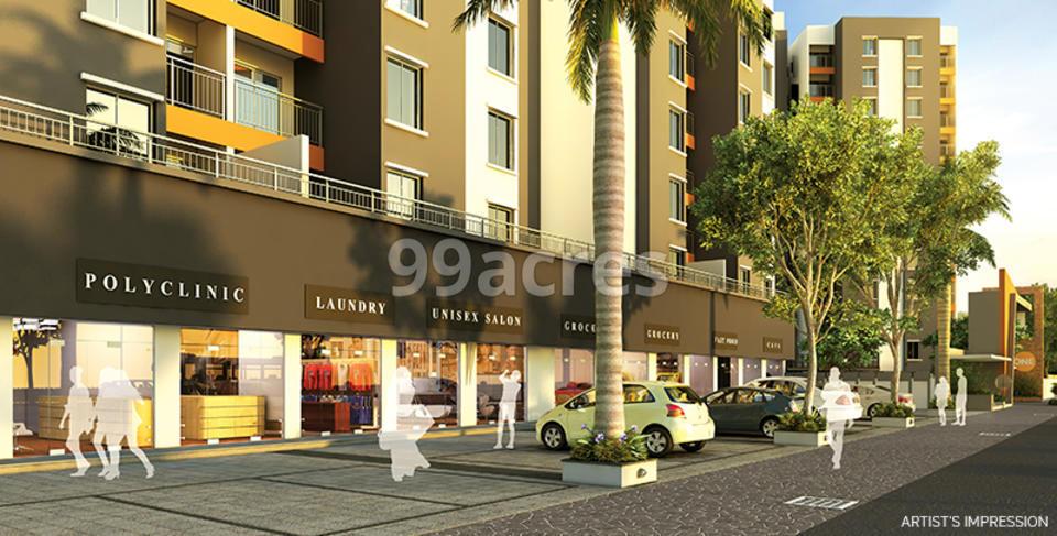 Vilas Yashone Commercial Shops