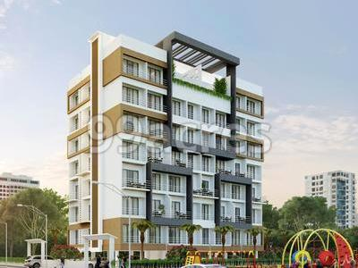 Villa Group and Shree Khodiyar Developers Aangan Villa Dronagiri, Mumbai Navi